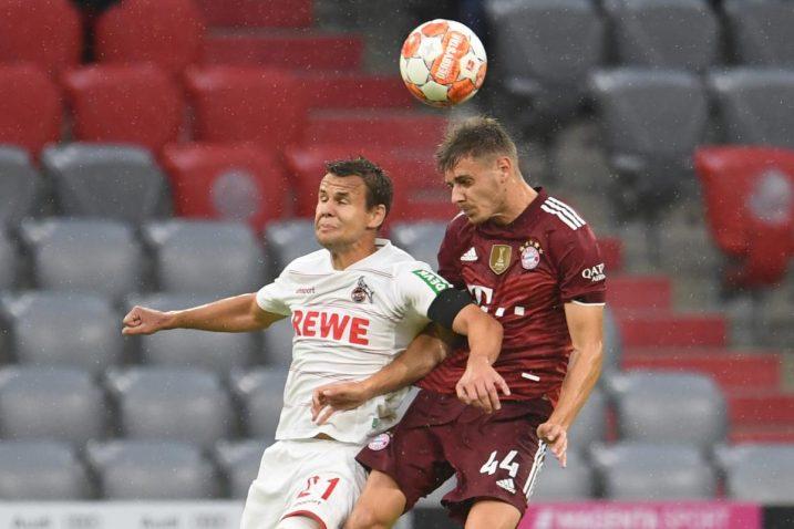 Josip Stanišić u dresu Bayerna/Foto REUTERS