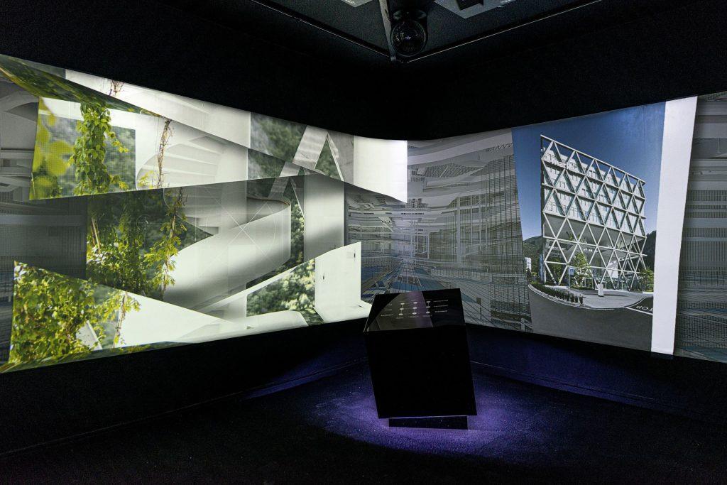Instalacijom »Životni prostor« venecijanskoj publici interaktivno su predstavljeni koncepti izdržljivosti, uporabljivosti i ljepote / Foto ATP