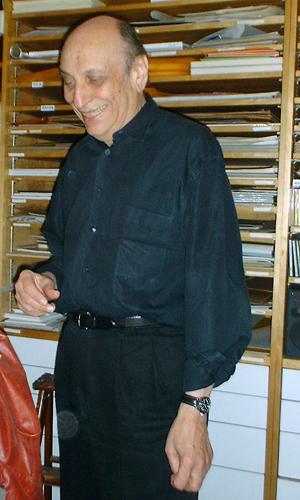 Milton Glaser / Foto WIKIPEDIA