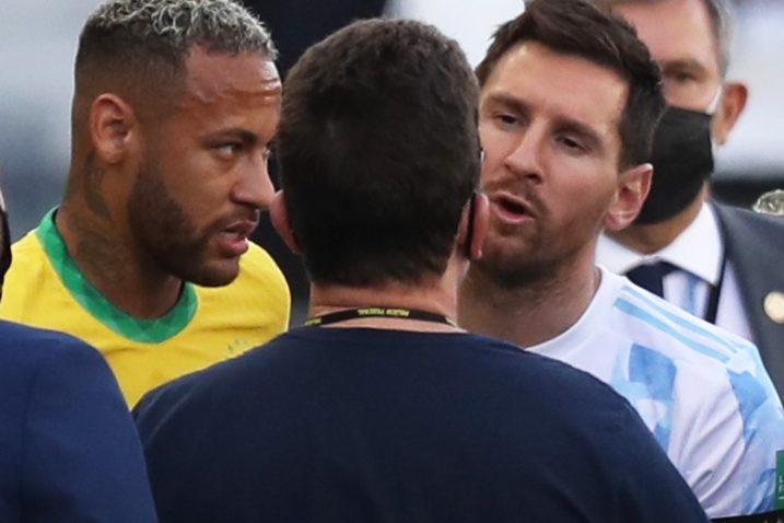 Neymar i Leo Messi/Foto REUTERS