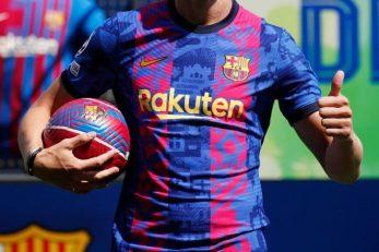 Dres Barcelone/Foto: REUTERS