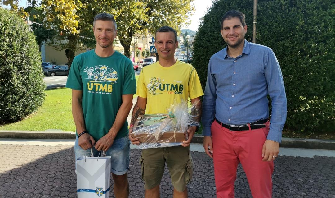 Vedran Mohorovičić, Andrej Vadlja i Vedran Kinkela Foto: Marina Kirigin