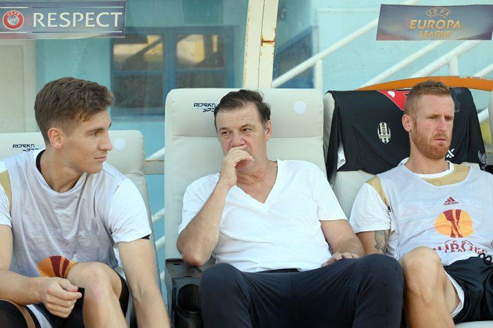 Luka Kožić, Zoran Bogolin i Mateo Bertoša/Foto: V. KARUZA