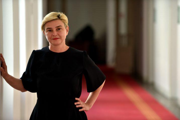 Sandra Benčić / D. KOVAČEVIĆ