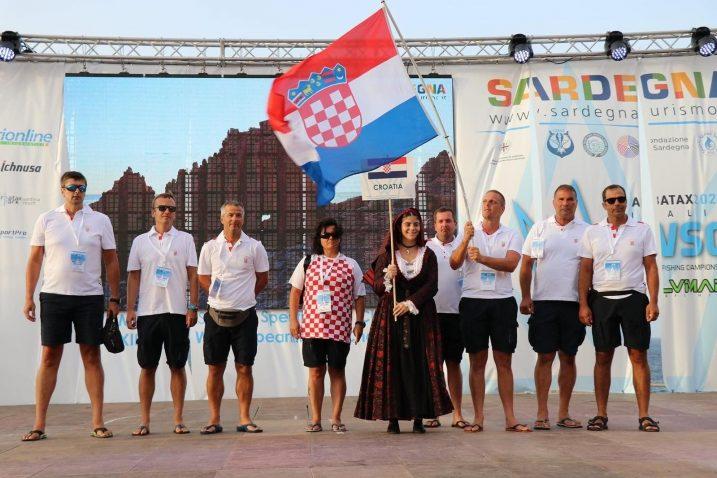 Hrvatska reprezentacija u Arbataxu