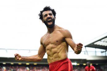 Mohamed Salah/Foto REUTERS