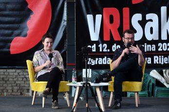 Željka Horvat Čeč i Kruno Lokotar, Foto: Vedran Karuza