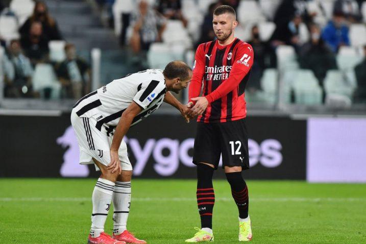 Ante Rebić i Giorgio Chiellini/Foto REUTERS