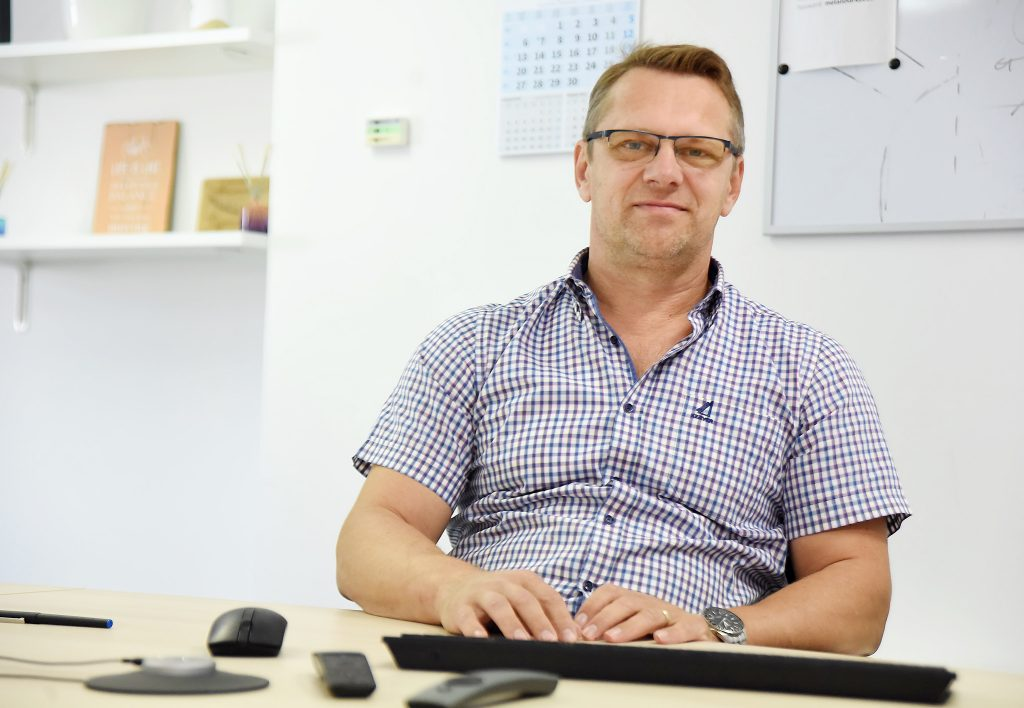 Tomislav Smirčić / Snimio Sergej DRECHSLER