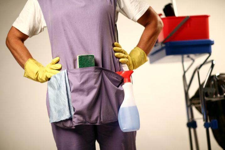 Radnici u uslužnim djelatnostima najviše su ugroženi zapošljavanjem na crno /Photo: Slavko Midzor/PIXSELL