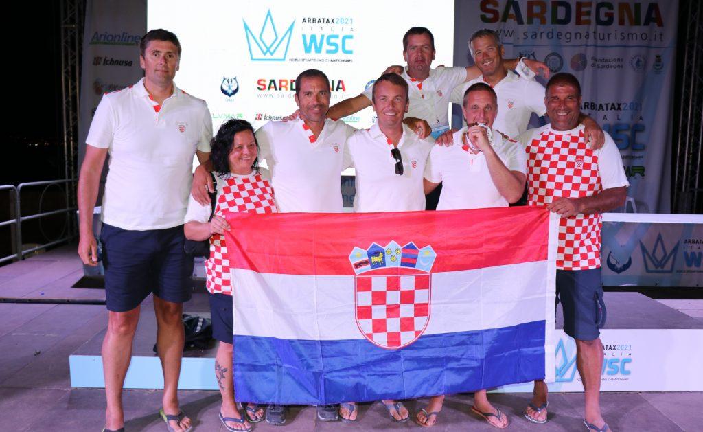 MEDALJA POSLIJE DEVET GODINA - Hrvatska reprezentacija