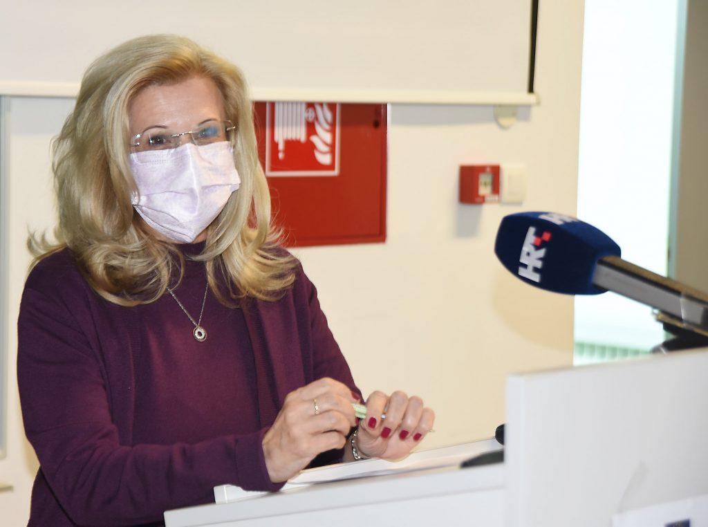 Miranda Mladinić Pejatović / Foto S. DRECHSLER