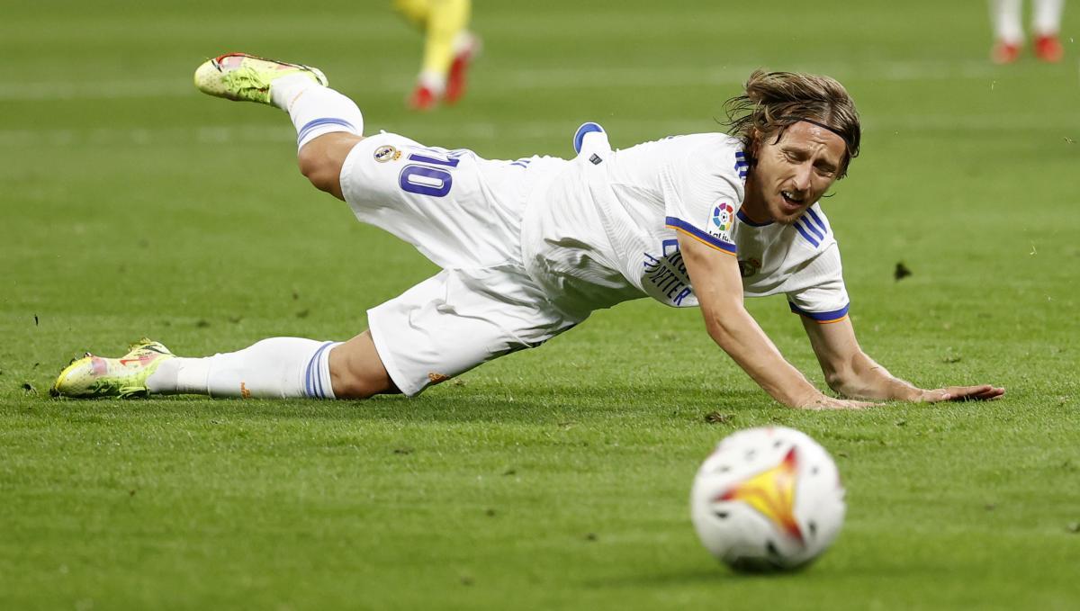 Luka Modrić/Foto: REUTERS