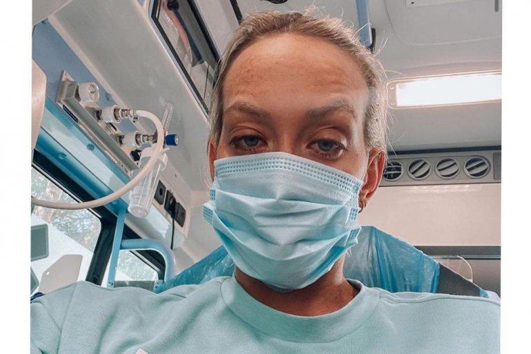 Madison Wilson se obratila javnosti iz bolnice putem Instagrama