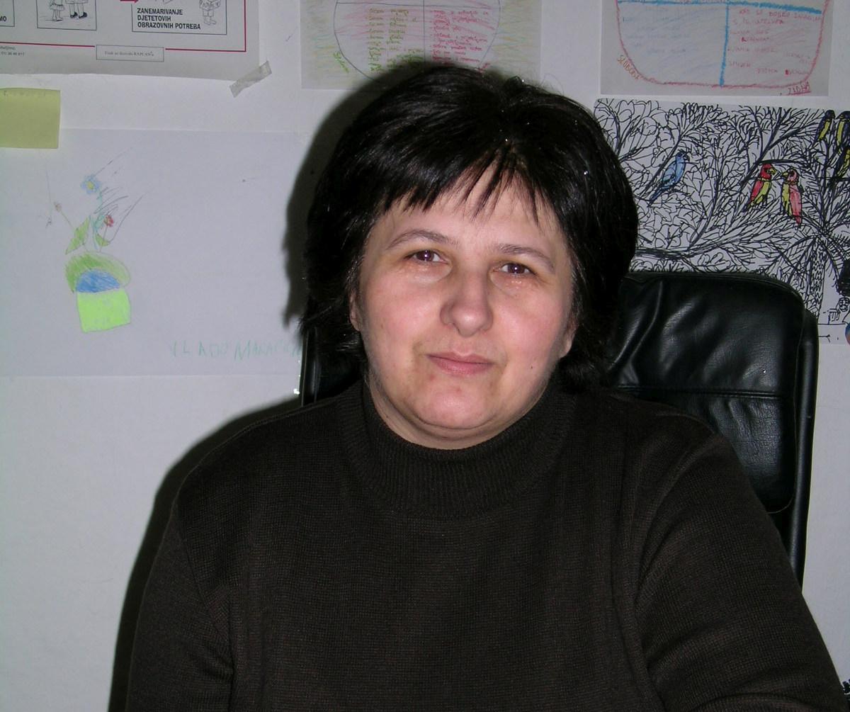 Slavka Gerovac / M. SMOLČIĆ