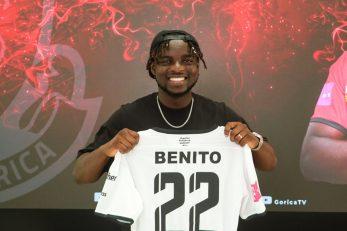 Benito/Foto: HNK Gorica