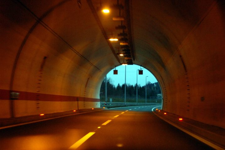 Tunel Čardak / Foto Goran Kovačić/Pixsell