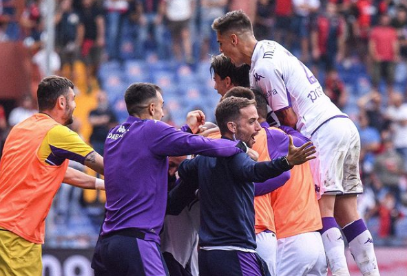 Foto Instagram Fiorentina