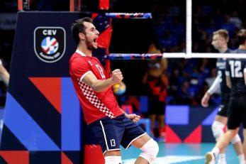 Hrvoje Pervan, libero hrvatske reprezentacije
