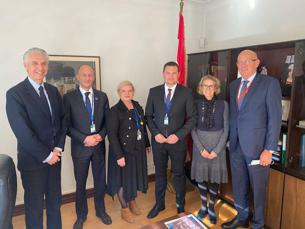 Župan Ernest Petry ima vrlo uspješne susrete u Strasbourgu