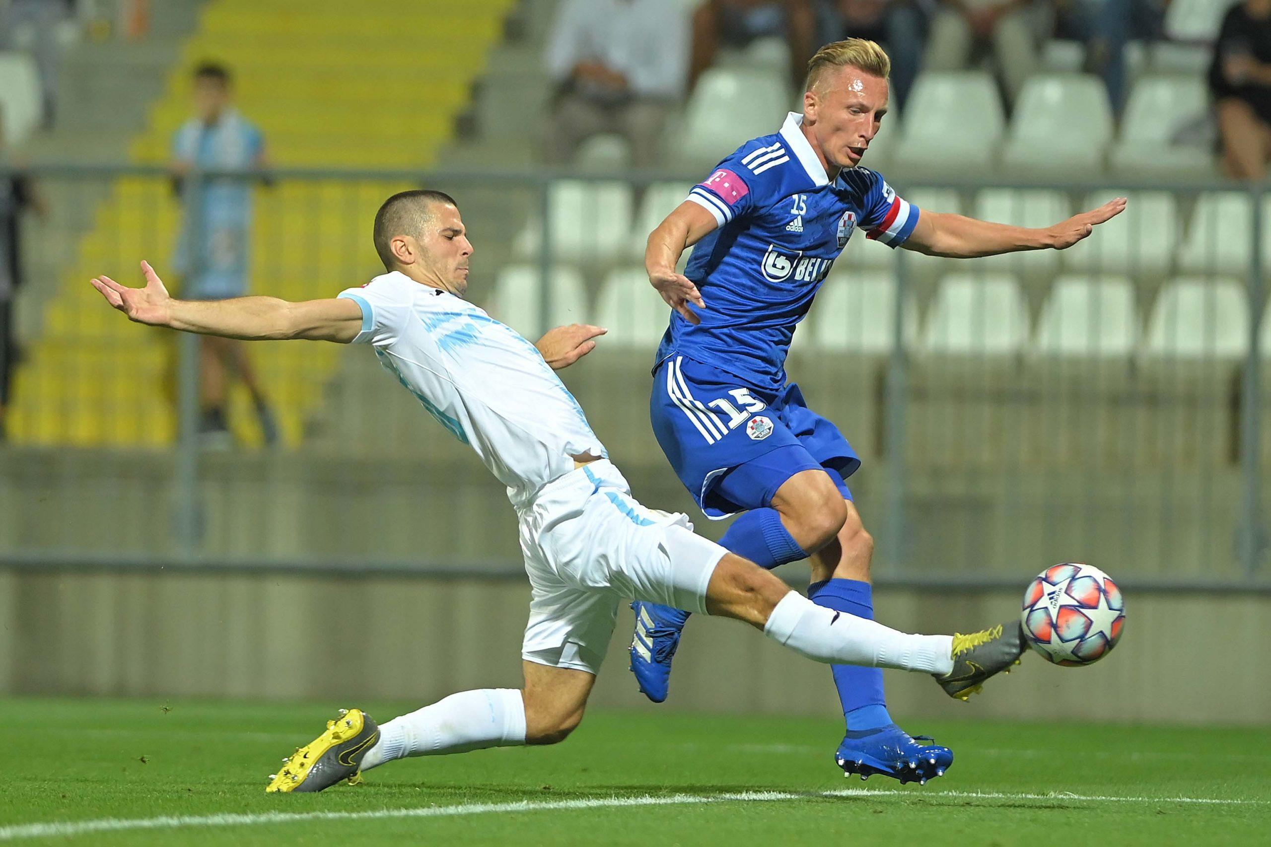 UKLIZAVANJE - Domagoj Pavičić sjajno igra ove sezone u oba smjera/Foto M. LEVAK