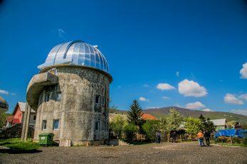 Još traje borba za nabavku teleskopa zvjezdarnice / Foto M. SMOLČIĆ