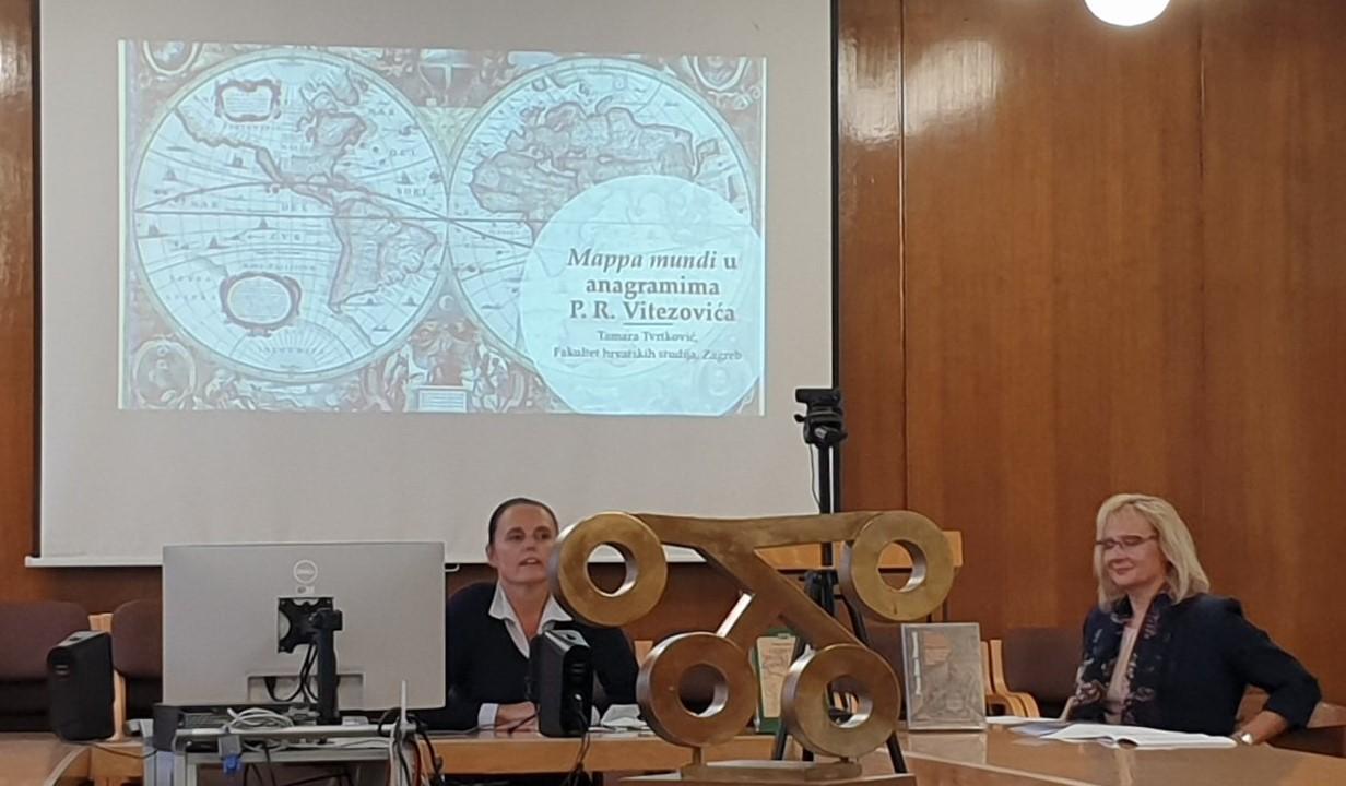 Prezentacija teme vezane uz Pavla Rittera Vitezovića