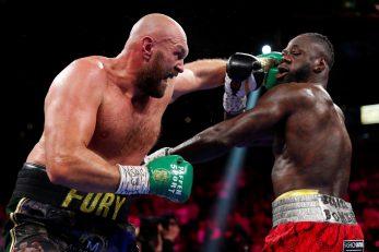 Tyson Fury i Doentay Wilder/Foto REUTERS