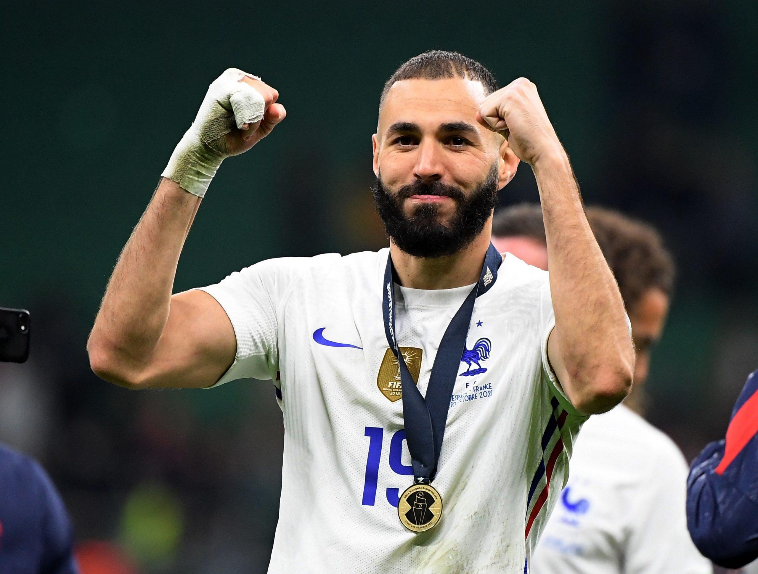 Karim Benzema/Foto REUTERS