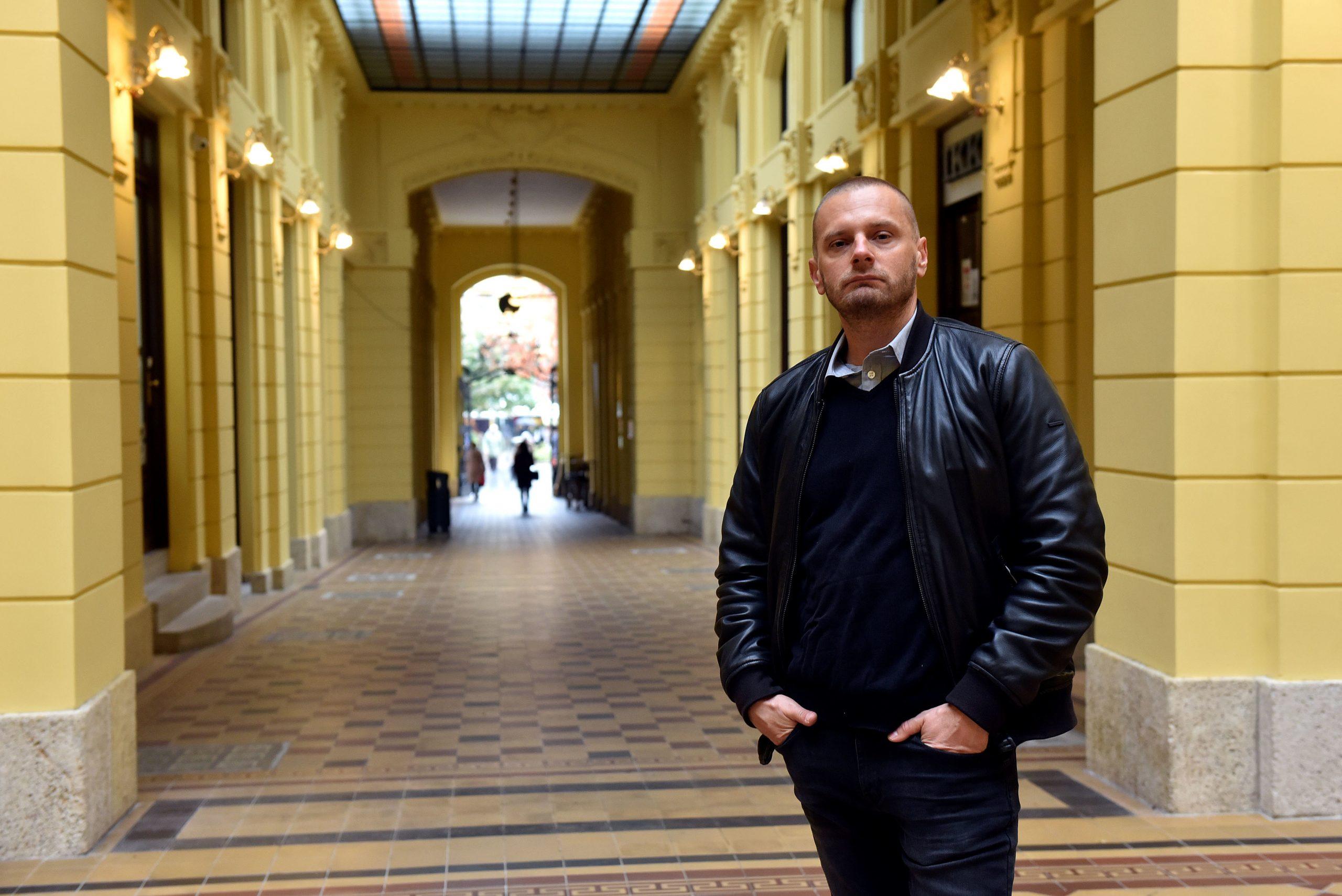 Petar Puhmajer / Foto Davor Kovačević