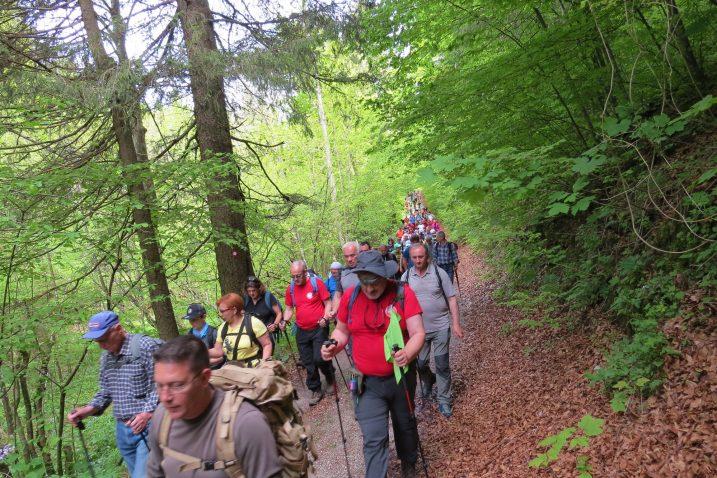 Planinarstvo je potencijalni goranski turistički iskorak / Foto T. MAJNARIĆ