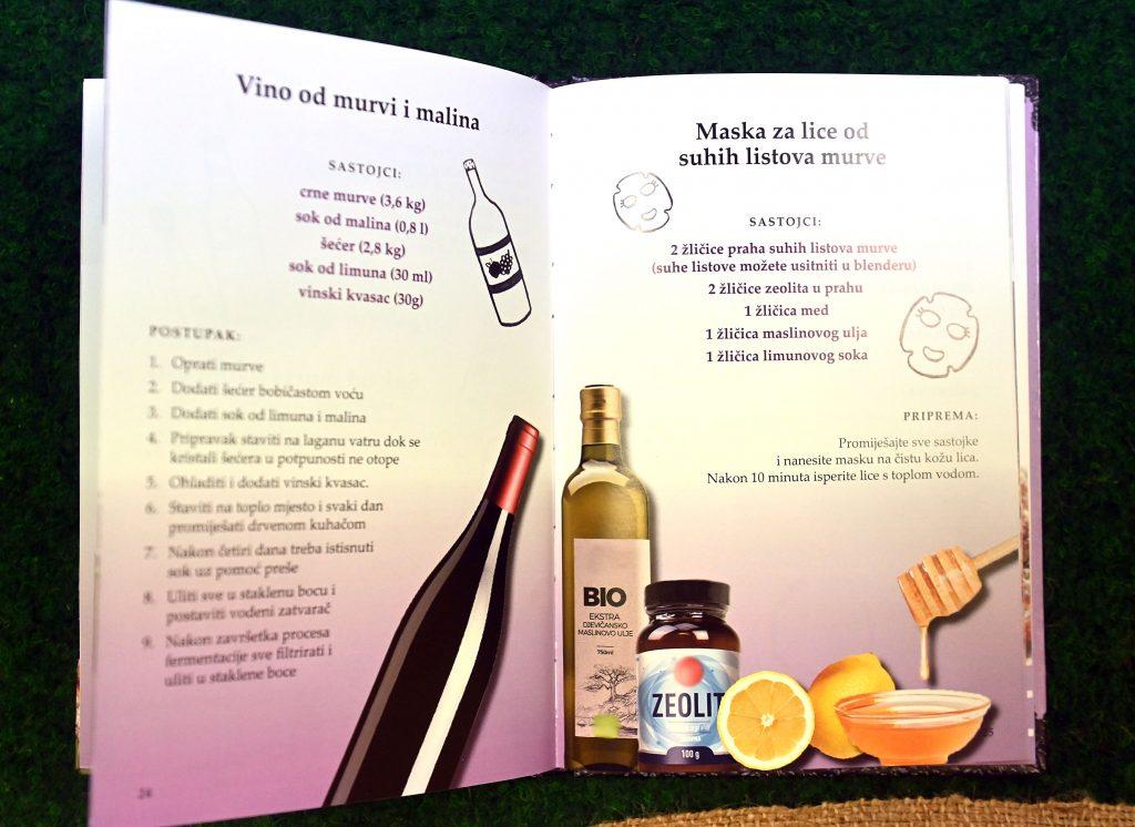 Kuharica donosi ukusne i korisne recepte / Snimio Vedran KARUZA