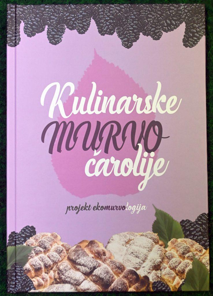 »Kulinarske murvo čarolije« donose recepte na pet jezika / Snimio V. KARUZA