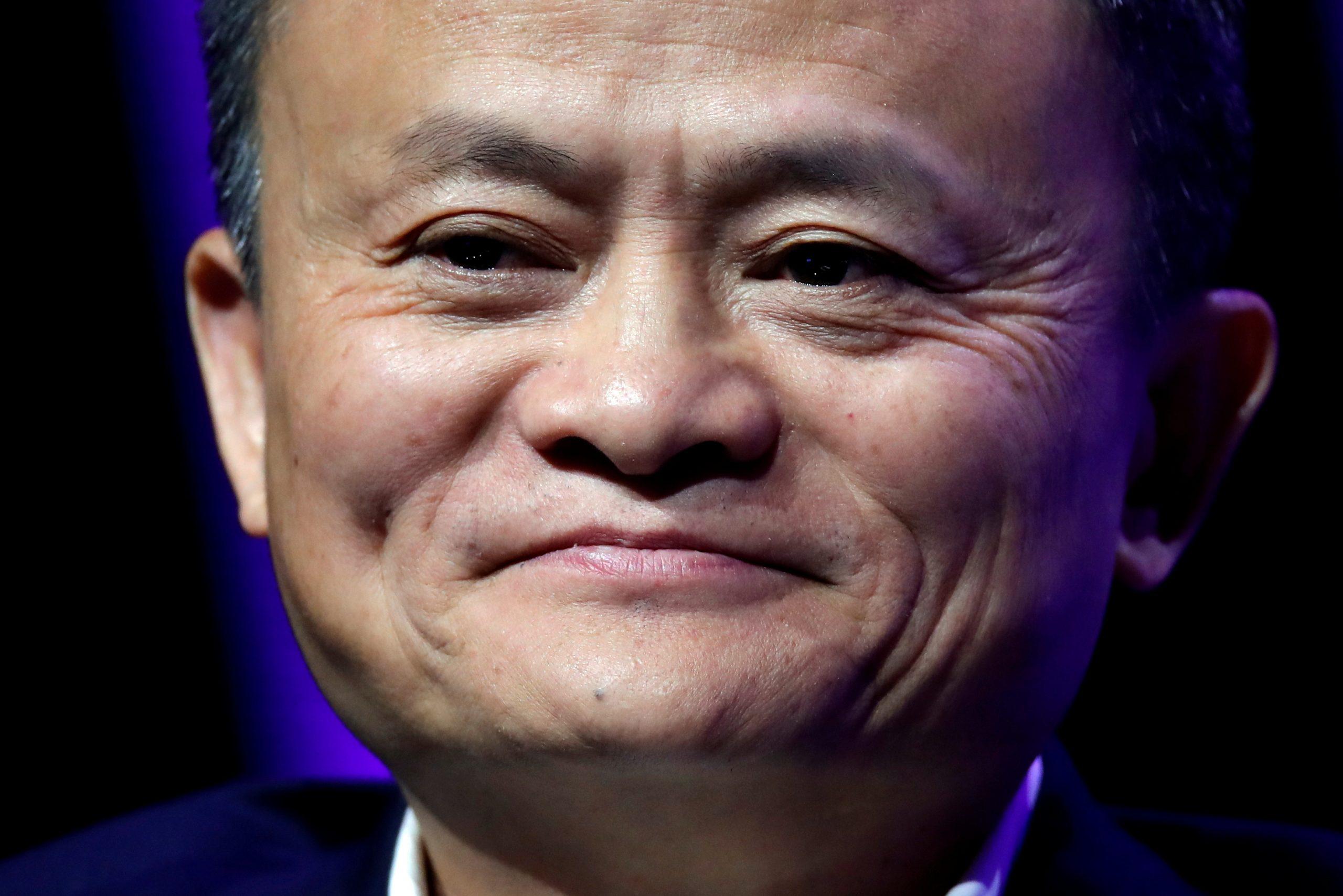 Jack Ma / Foto Reuters