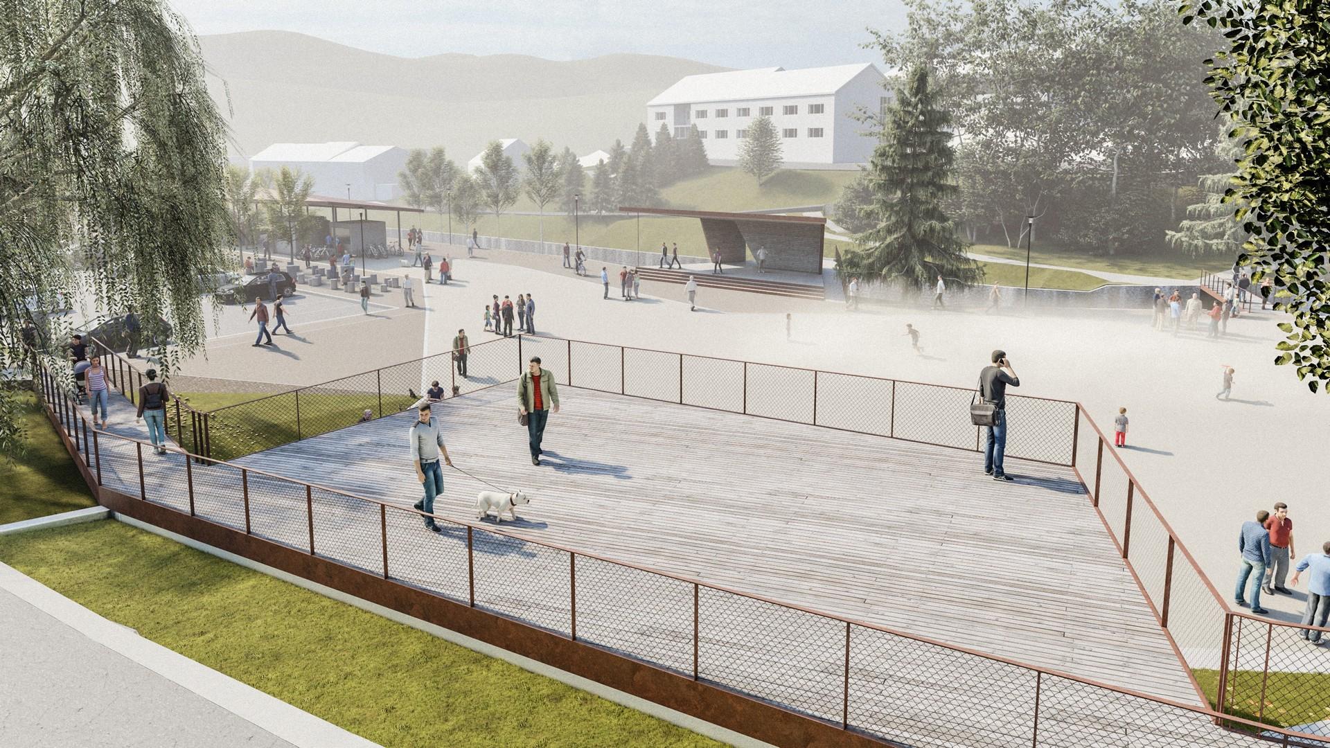 Projekt izgradnje tržnice u središtu Fužina kandidiran je za EU sredstva