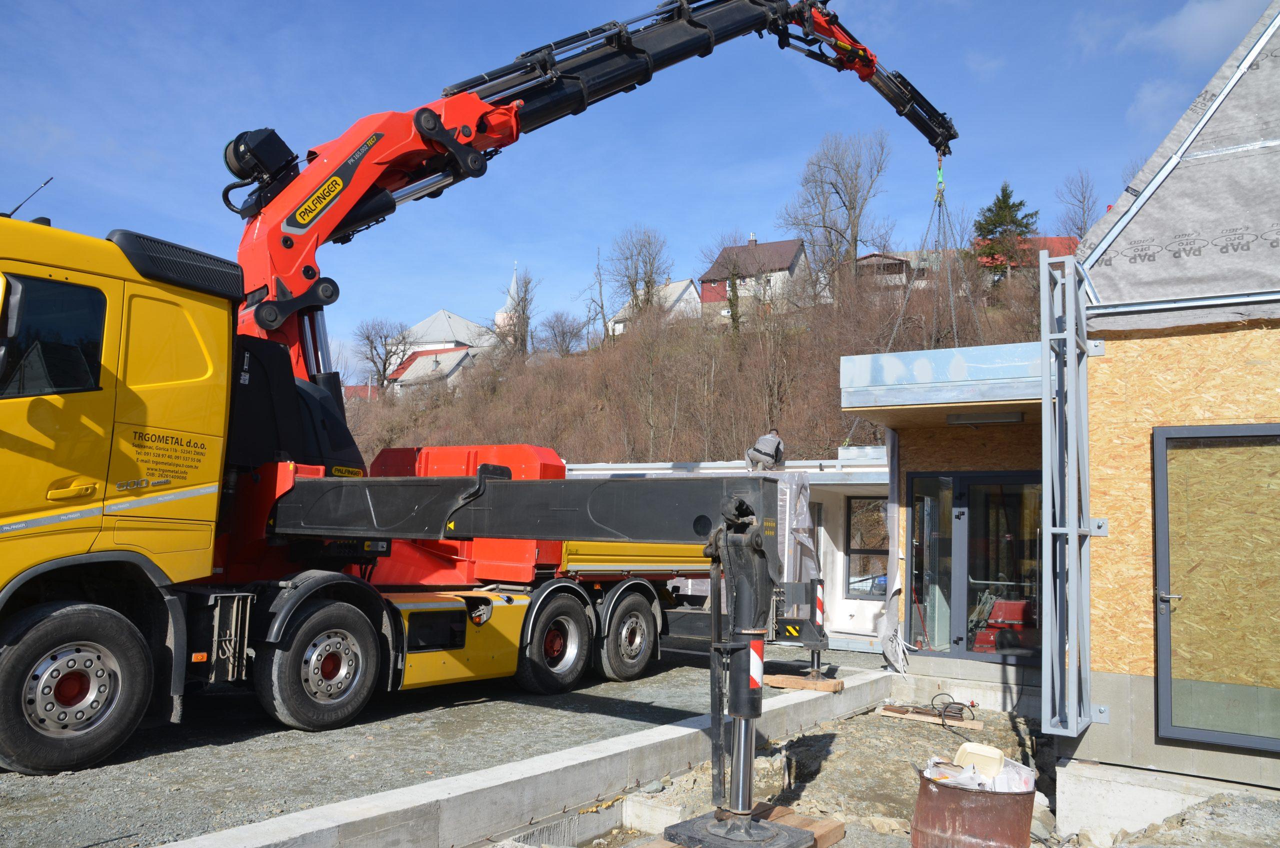 EU sredstvima izgrađen je vrtić u Fužinama / Foto Marinko Krmpotić