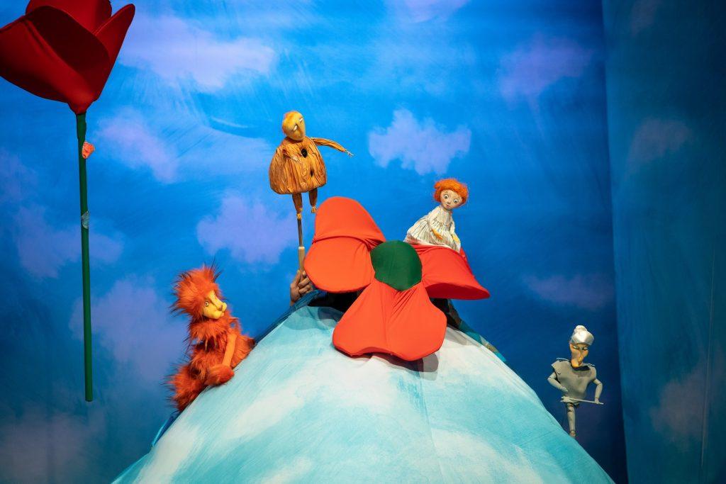 Ilustracija za »Čarobnjaka iz Oza« / Foto GKL