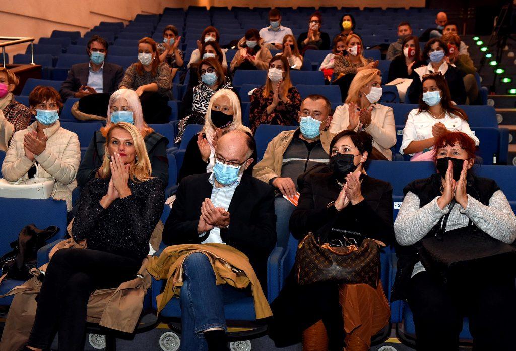 Zajednički projekt Udruge Hepatos Rijeka i Ri Teatra i ovaj je put dobio same pozitivne kritike / Foto M. GRACIN