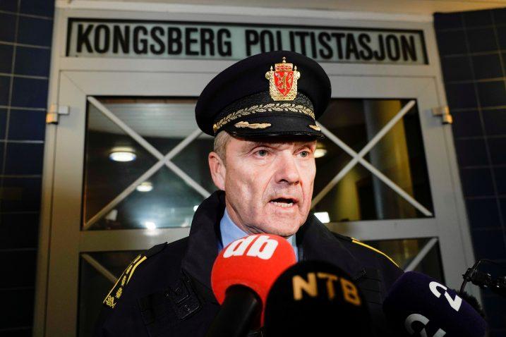 foto: Terje Pedersen/NTB via REUTERS