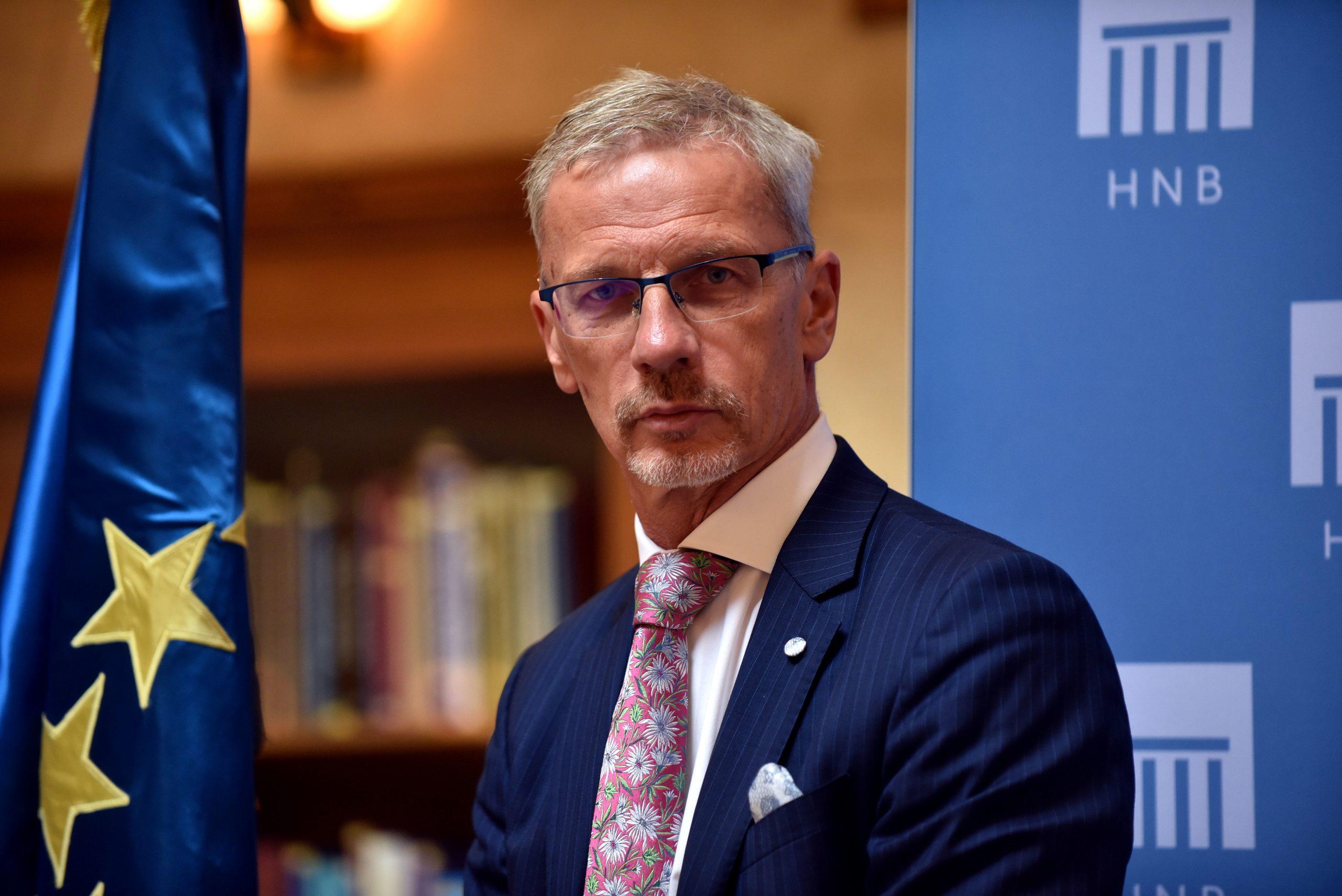 Boris Vujčić / Foto Davor Kovačević