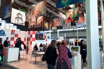Turistička ponuda Kvarnera predstavljena je ovog tjedna na sajmu TTG travel experience u Riminiju / Foto TZ Kvarnera