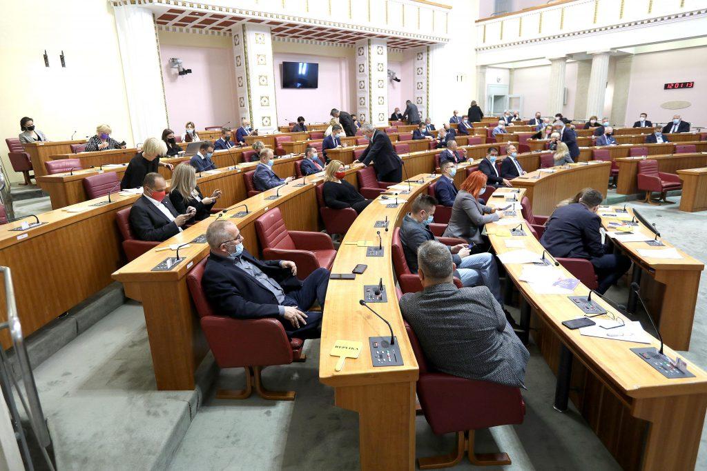 Oporbeni zastupnici za referendum o lokaciji Centra za zbrinjavanje nuklearnog otpada