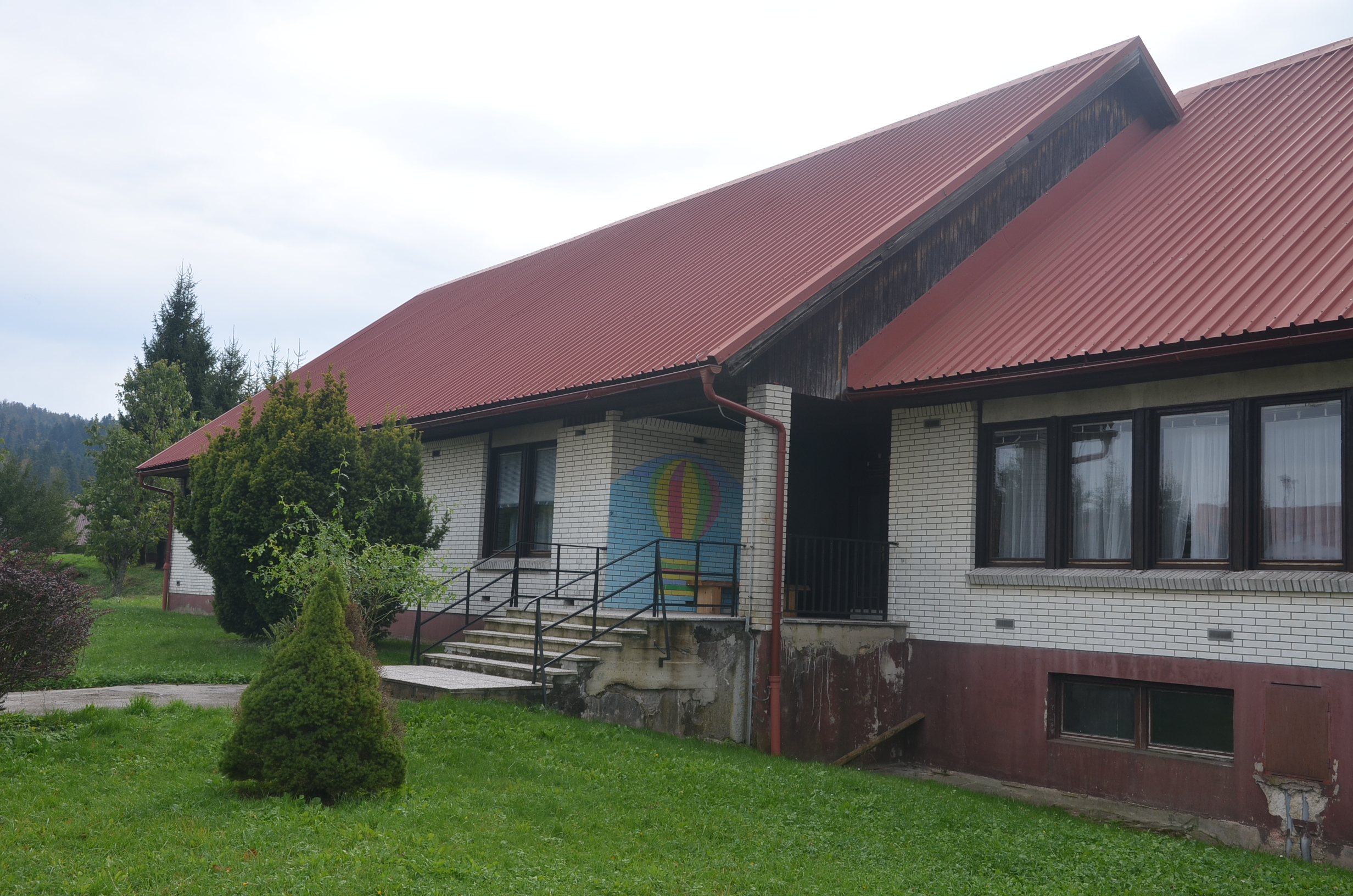 Lokacija predškole u Crnom Lugu / Foto Marinko Krmpotić