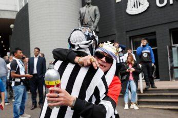 Navijači Newcastlea/Foto REUTERS