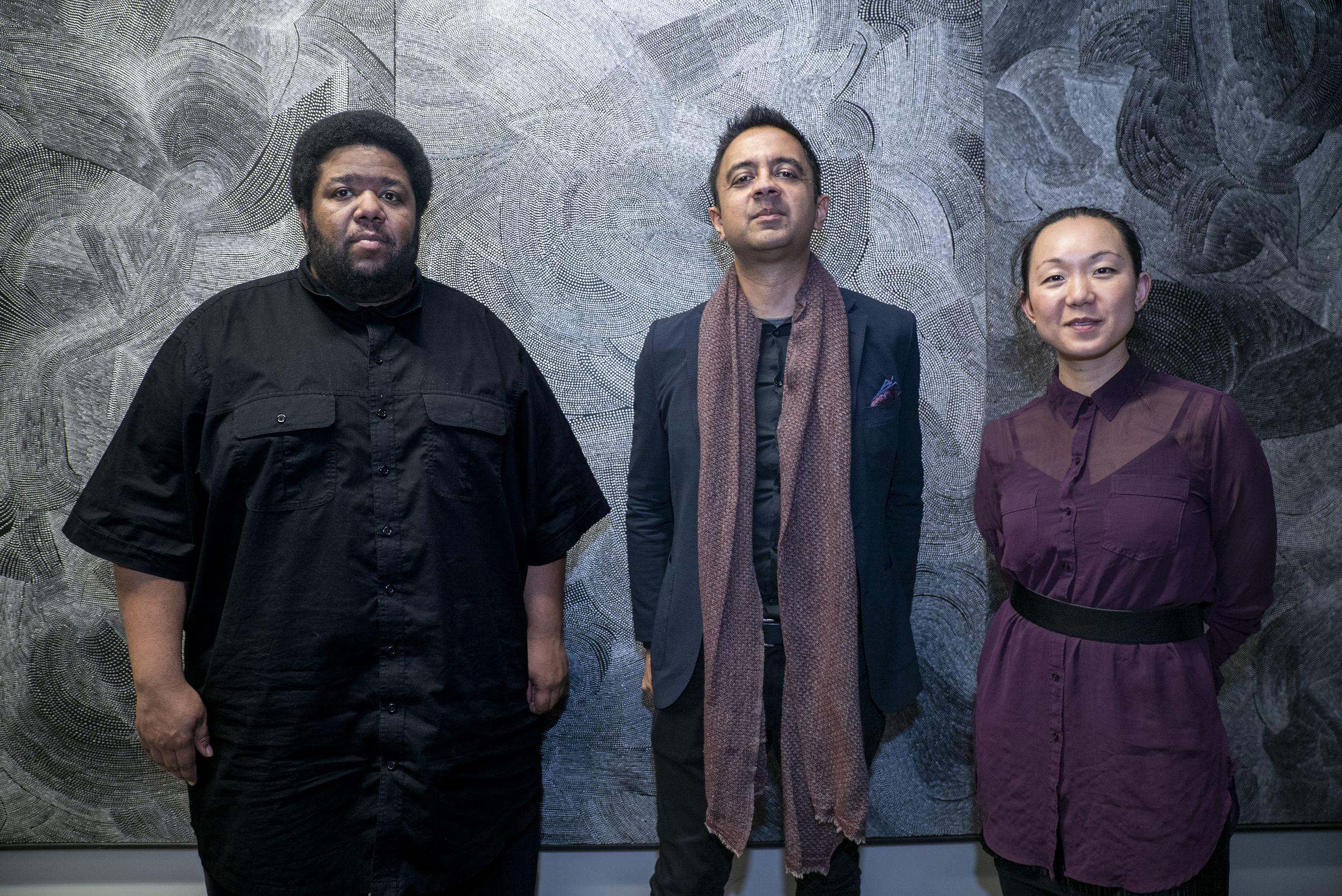 Tyshawn Sorey, Vijay Iyer i Linda Han Oh / Foto Craig Marsden