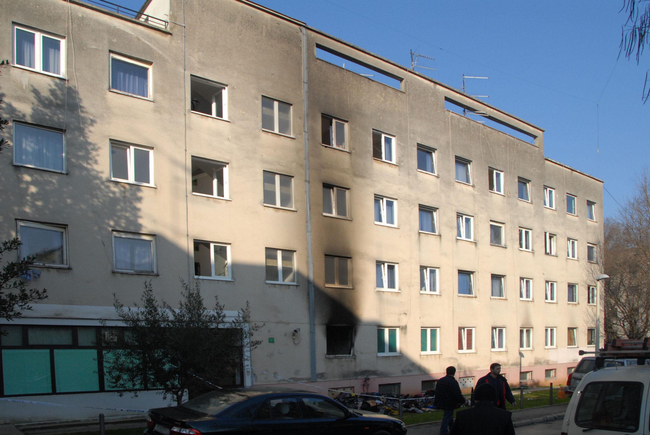 Samački hotel u Puli / Foto DUŠKO MARUŠIĆ/PIXSELL