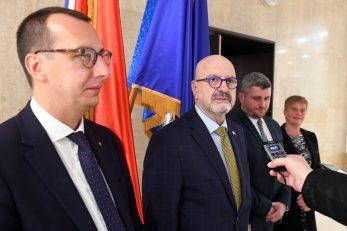 Marko Filipović, Ilan Mor, Petar Mamula i Ana Trošelj / Foto Vedran Karuza