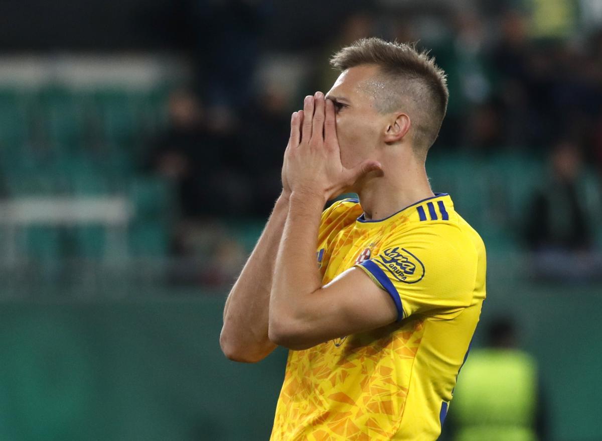 Mislav Oršić/Foto REUTERS
