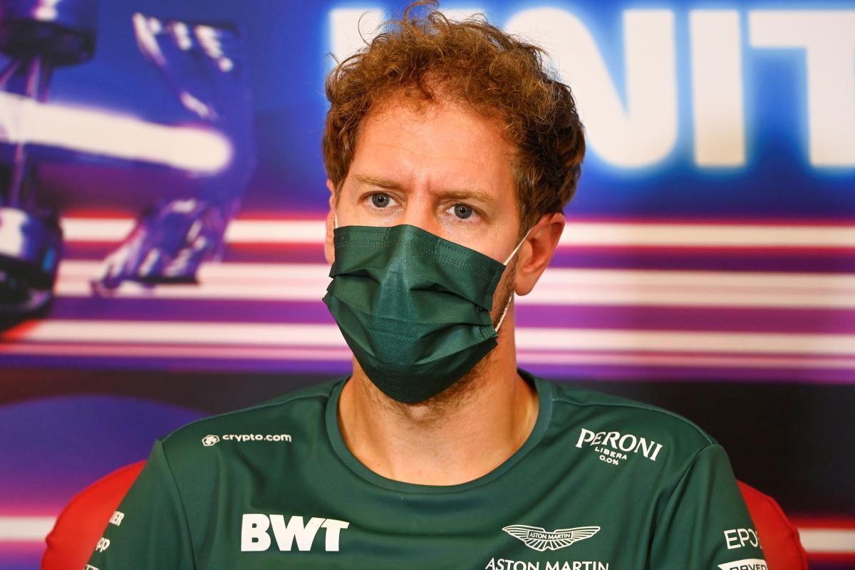 Sebastian Vettel/Foto: REUTERS