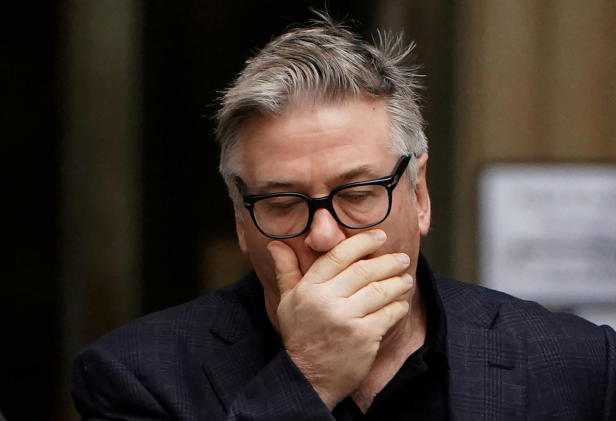 Alec Baldwin / Foto Reuters